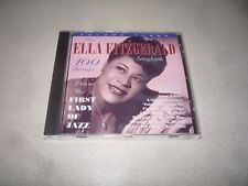 THE ELLA FITZGERALD : SONGBOOK - CD