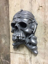Jack Sparrow Pirate Skull Crossbones Pewter Beer Bottle Cap Opener CHRISTMAS