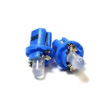 2x Blue LED [509t,U509TB] 12v Dashboard Light Bulbs
