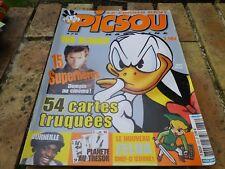 PICSOU MAGAZINE n° 376 sans supplément BON ETAT, voir photos