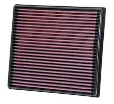 33-3002 K&N Replacement Air Filter fit ISUZU D-MAX 2.5L-L4; 2012