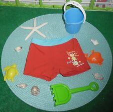 maillot de bain boxer garçon 3/6 mois NEUF