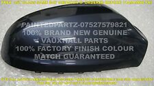 A1 O/S METRO BLUE GENUINE NEW VAUXHALL MK5 ASTRA H DOOR WING MIRROR COVER SRI XP