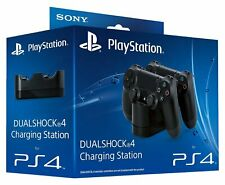 PS4 PlayStation 4 DualShock 4 Controller Charging Station Charge Dock Charger