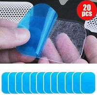 OSITO Stimulator Replacement Gel Sheet 20Pcs Gel Pads for Muscle Trainer Workout