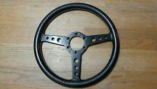 Genuine Momo Le Mans 315mm steering wheel