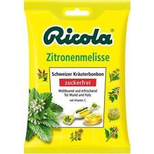 Ricola Zitronenmelisse ohne Zucker 18x75 g Bt.