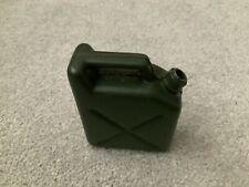 Action Man Vintage 1970s Jeep Jerry Can In Green Plastic