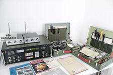 RFT EKD-500 Kurzwellen Empfänger Funkgerät shortwave receiver + Zubehör TOP