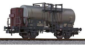 Liliput 235353 Tank Wagon, Adjusted At DB, Epoch 3, Prewar Construction, Boxed