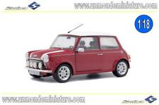 Mini Cooper Sport Night Fire Red 97 SOLIDO - SO 1800602 - Echelle 1/18