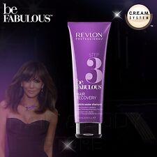 Be Fabulous STEP 3 - SHAMPOO SIGILLANTE CUTICOLE Hair Recovery REVLON 250ml