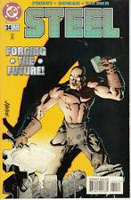 Steel #34 Superman DC Comics