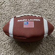 Ralph Lauren Polo Vintage Sport Football Collectible 90s Sports Ball