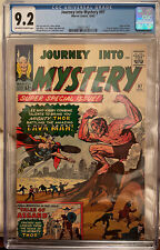 Journey into Mystery #97 CGC 9.2 -1st Cameo Appearances of Surtur & Ymir