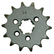 Kawasaki KMX125 front sprocket 428 pitch 14t (86-03) standard original fitment