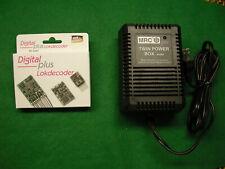 REFURBISHED/UPDATED DIGITAL PLUS LENZ SET01/04 DCC SYSTEM LH100 LV101 LZ100