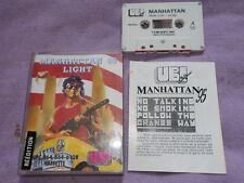 Jeu Amstrad CPC 464 - MANHATTAN 95 LIGHT - Ubisoft