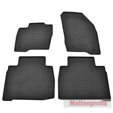 Mattenprofis Gummimatten Gummifußmatten 4-teilig für Ford S-Max ab Bj.02/2015 -
