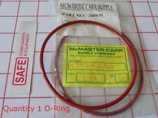 "McMaster-Carr 9396K229 Silicone O-Ring 240S70 4"" OD x 3-3/4 ID High-Temp N36-6"