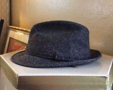 c49a6a63af9 Original 100% Wool Vintage Hats for Men