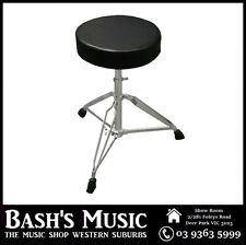 DXP DA1236 Double Braced Drum Throne Stool Height Adjustable