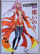 Inori Yuzuriha Guilty Crown 50 x 100 cm