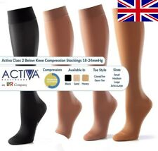 Activa CLASS 2 Compression Socks Bellow Knee Support Hosiery 18-24mmHg ALL SIZES
