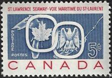 Canada    # 387  ST. LAWRENCE SEAWAY  Brand New 1959 Original Pristine Gum