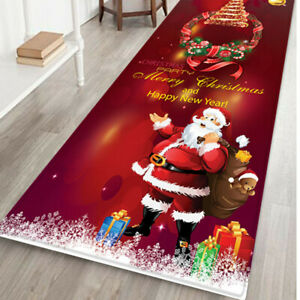 Merry Christmas Welcome Doormats Indoor Rug Door Mat Floor Carpets Home Decor d0