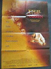 ENGEL UND NARREN - Filmplakat A1 - Charles Sturridge - Helena Bonham-Carter