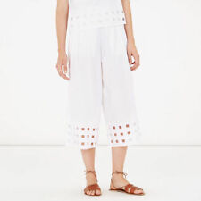 Warehouse Cotton Trousers for Women