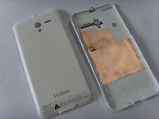 Original Asus Padfone 2 Fone Akkudeckel A68 Rückseite Cover Gehäuse weiß TOP