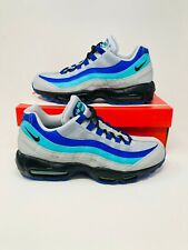 040b519813 Nike Air Max 95 OG Black Indigo Burst Grape AQUA (AT2865-001) Men's