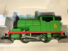 BACHMANN G-Scale Thomas & Friends Percy Locomotive With Moving Eyes Brand New