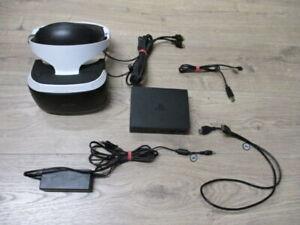 Original Sony PlayStation 4 VR Brille für PS4 Konsolen (CUH-ZVR2)