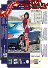 Master Box 24022 Dangerous Curves Series,Jackie - Hold On Tight plastic kit 1/24