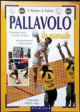N. Bertante e G. Fantoni, Pallavolo da manuale, Ed. Demetra, 2001