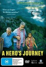 A Hero's Journey New DVD Region 4 Sealed Singapore