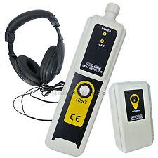 Ultrasonic Leak Detector & Transmitter Air Water Dust Leak Pressure Vacuum 40kHz