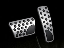 Dodge Chrysler Stainless Gas Brake Pedal Kit w/Auto Trans  Mopar  82211154AB