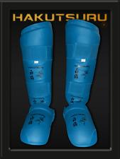 Shin-Step Blue -  Kumite - Hakutsuru Equipment