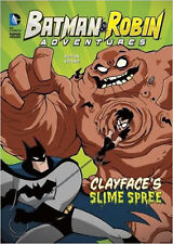Clayface's Slime Spree (Batman & Robin Adventures), Sutton, Laurie S, New Book