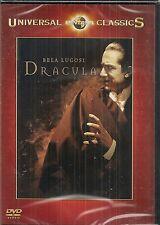 "DVD ""DRACULA 1931"" BELA LUGOSI     NEUF SOUS BLISTER"