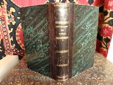 Dictionnaire des alimens et des boissons Aulagnier 1839  Rare