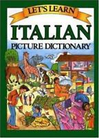Italian Picture Dictionary Paperback Passport Books