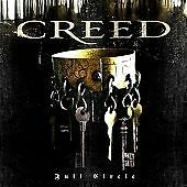 Creed - Full Circle (2009)  CD  NEW/SEALED  SPEEDYPOST