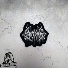 Patch Bloodbath Death Metal band.