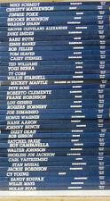 Lot of 39 Baseball Legends Hardcover Books Pete Rose Casey Stengel Yogi Berra