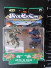 Hasbro Micro Machines Military A-Force gegen Cobra Micromachines Militari Aereo